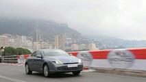 New Renault Laguna Coupe Hot Laps in Monaco