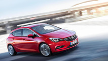 2016 Opel Astra leaked official image