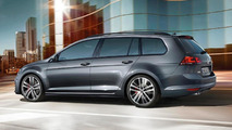 Volkswagen Golf GTD Variant brings diesel power to Geneva
