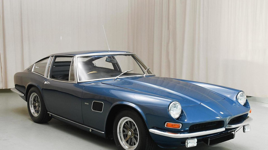 1968 AC Frua Coupe up for sale at $269,500