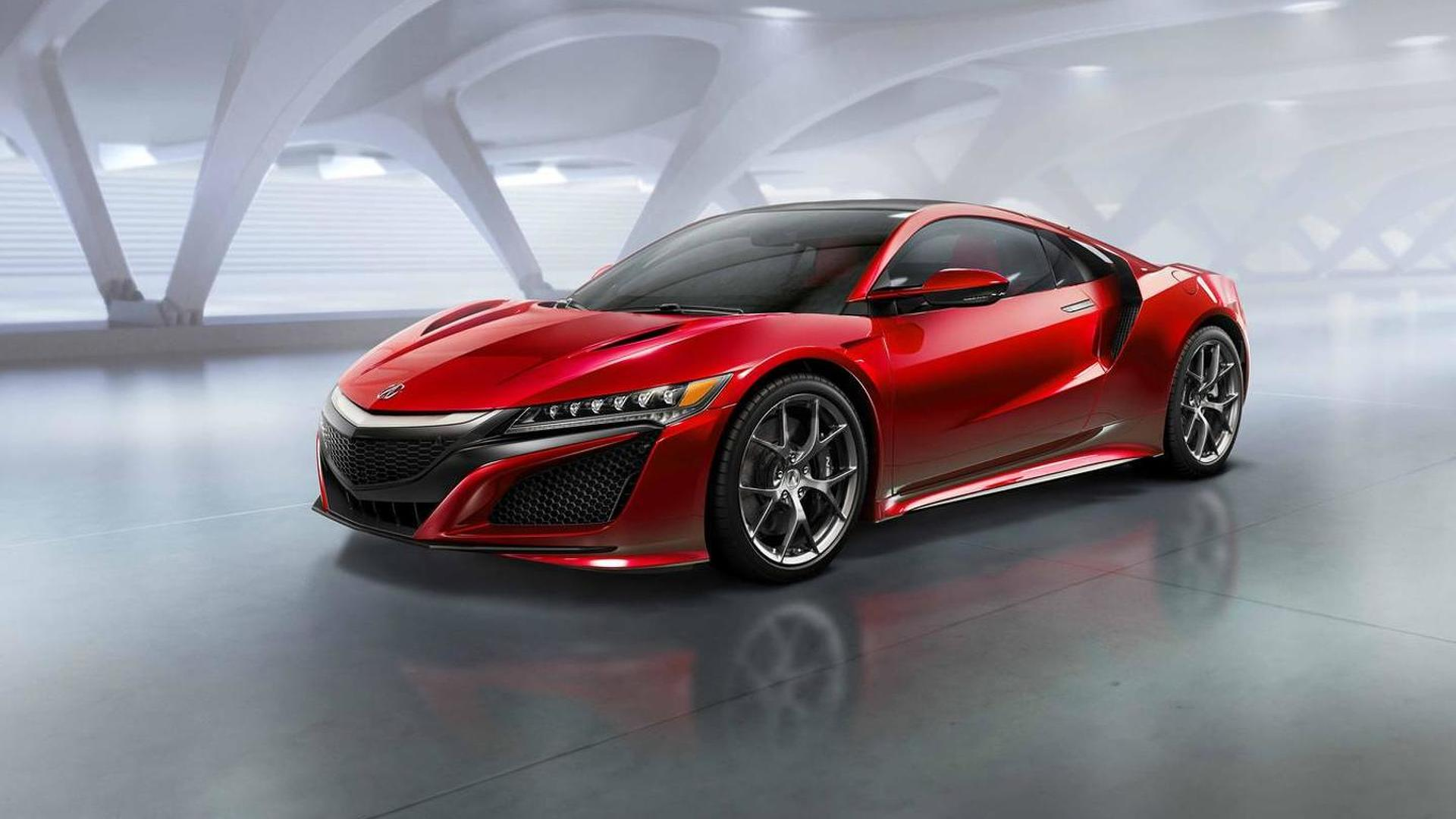 Acura exec hints at a track package for the 2016 NSX