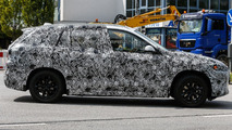 2015 BMW X1 Hybrid spy photos