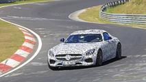 Mercedes-AMG GT Roadster Spy