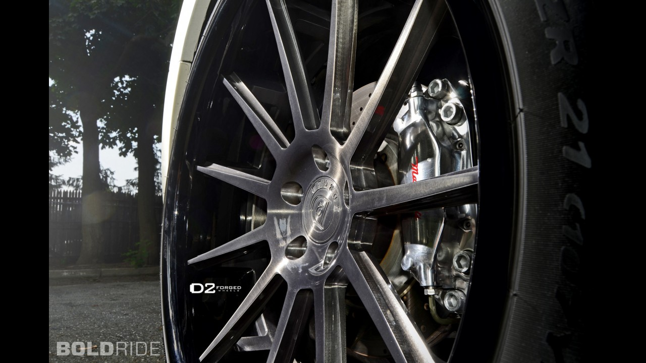 D2 Forged Wheels Maserati GranTurismo