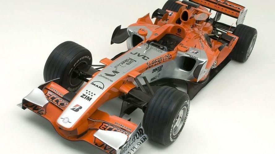 Spijker F1 To Take on F-16