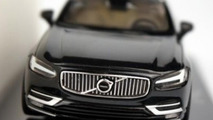 Volvo V90 leaks out in full thanks to official scale model