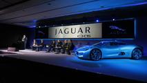 Jaguar C-X75 production announcement 06.05.2011