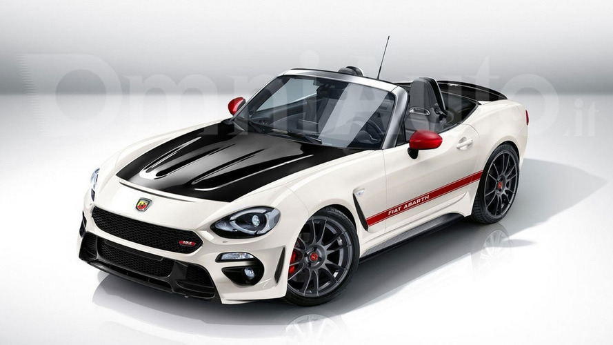 Should the Abarth 124 Spider look like this?