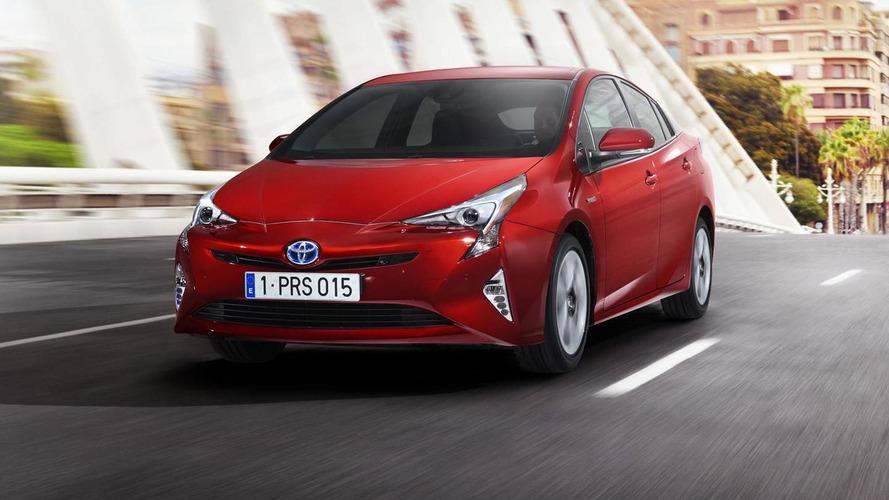 Toyota Prius recalled to fix parking brake on 340k vehicles