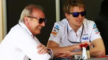 Hulkenberg's manager denies 2014 deal done