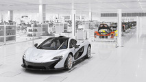 McLaren P1 reaches sell out status as all 375 units are spoken for - report