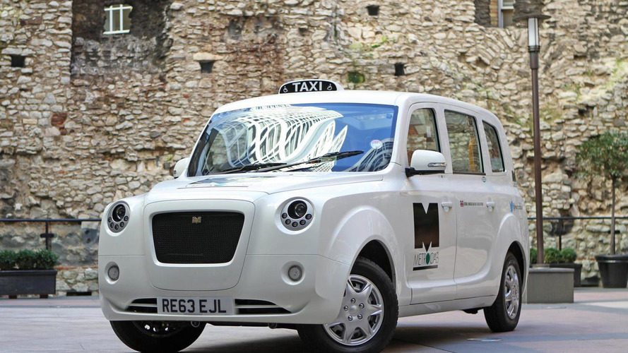 Frazer-Nash Metrocab revealed, wants to become London's new range-extending taxi