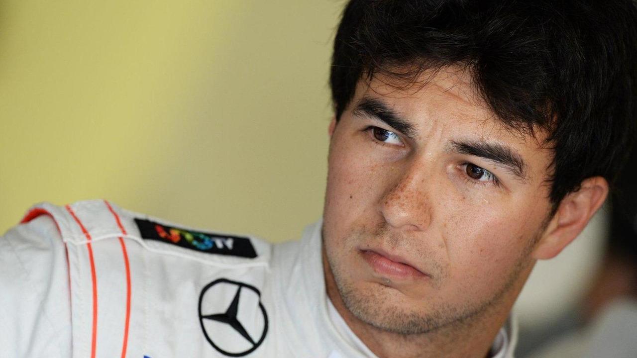 Sergio Perez 06.09.2013 Italian Grand Prix