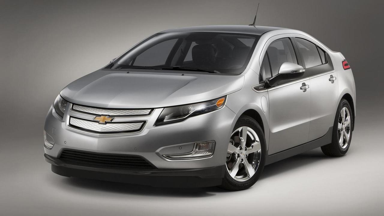 2014 Chevrolet Volt 06.08.2013