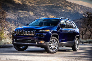 Answering Critics: Jeep Cherokee Design to be Overhauled