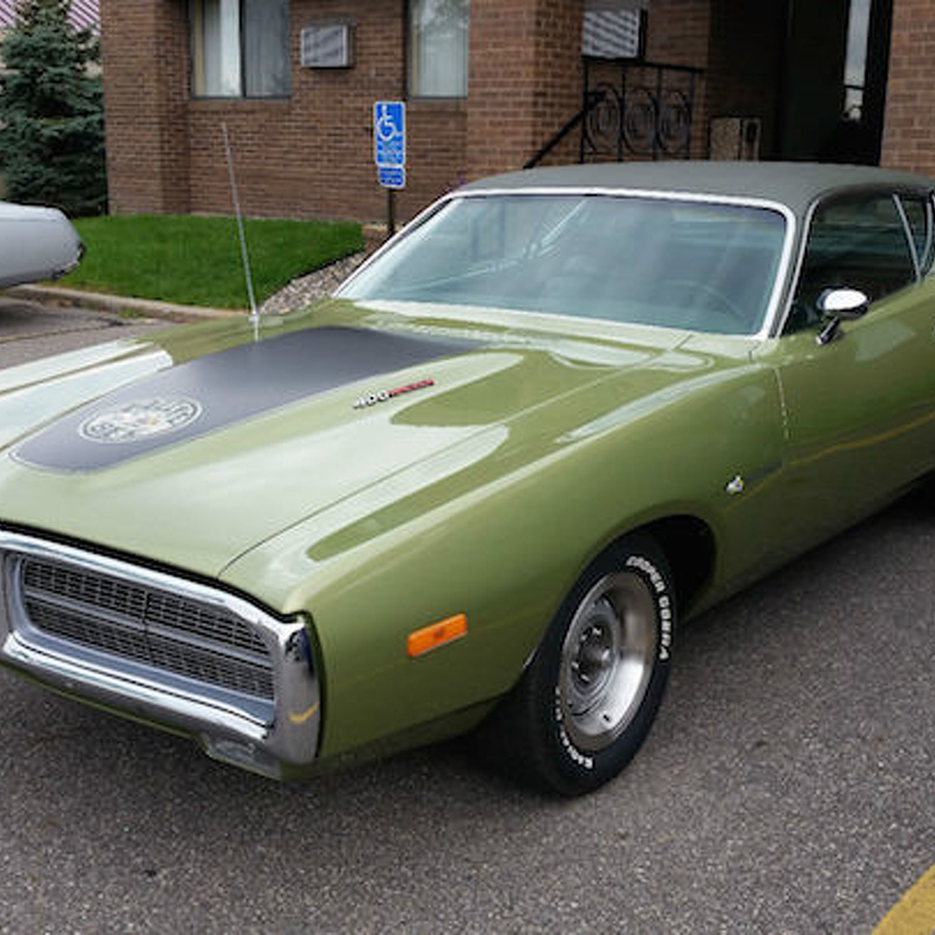1972 Dodge Charger 'Rallye Bee' is Literally One of a Kind
