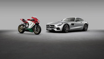 Mercedes-AMG confirms buying 25 percent share in MV Agusta