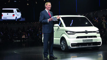 Volkswagen T6 coming in 2015 - report