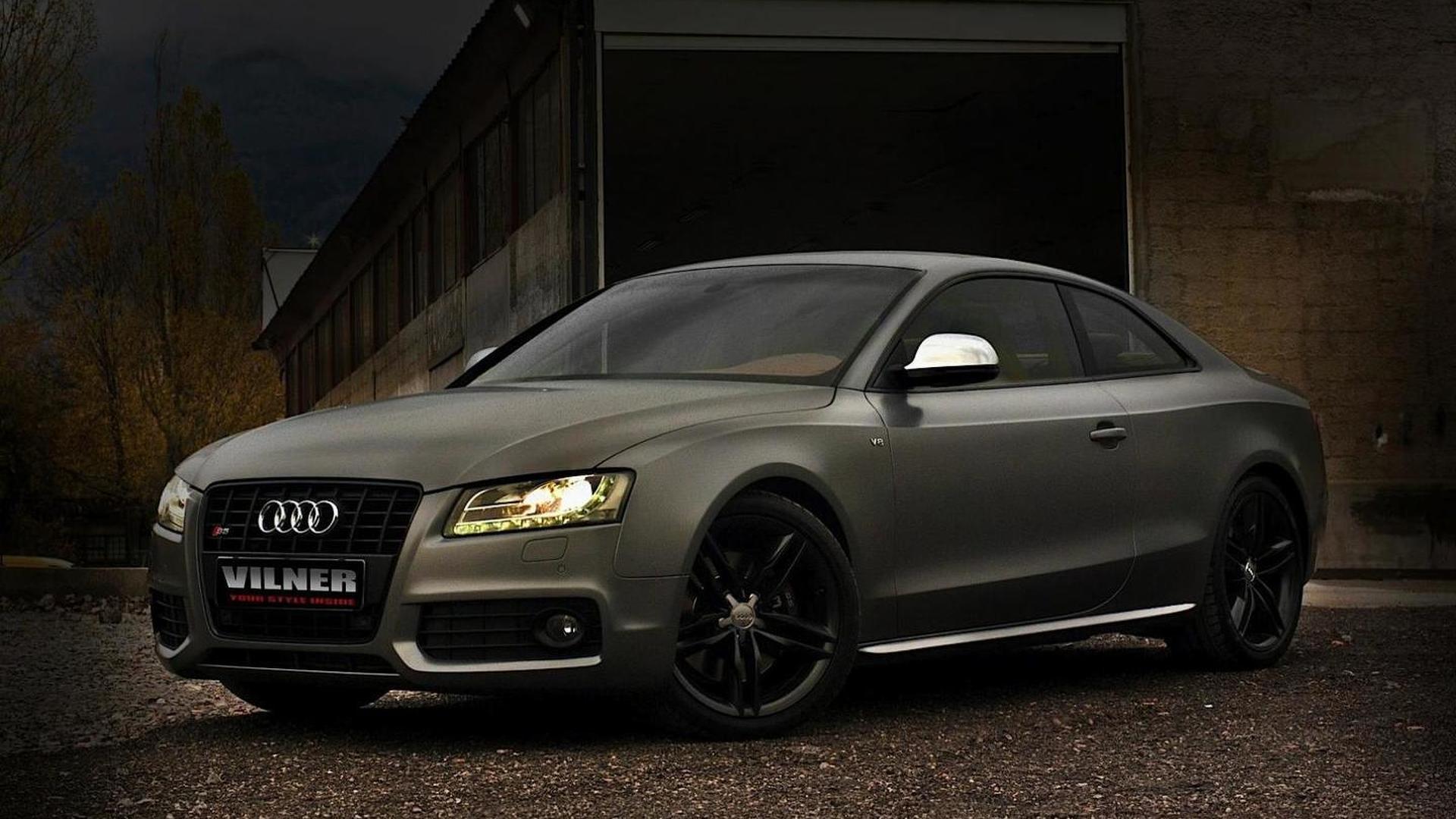 Audi S5 restyled by Vilner