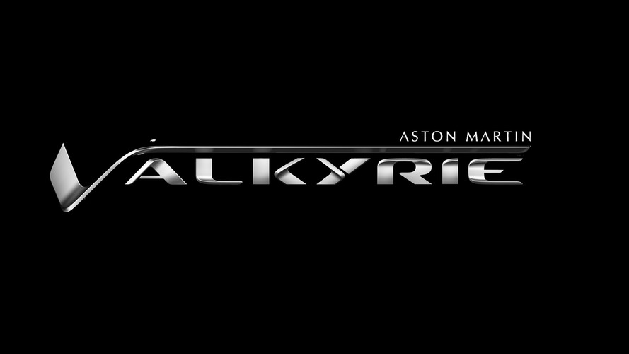 Aston Martin hypercar to be called Valkyrie