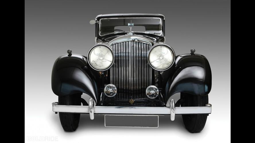 Bentley 3 1/2 Litre Sports Saloon