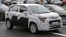 New Citroen C3 Picasso looks cute even with all the camo