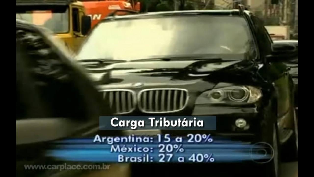 VÍDEO: Porque carros fabricados no Brasil são bem mais baratos nos países vizinhos?