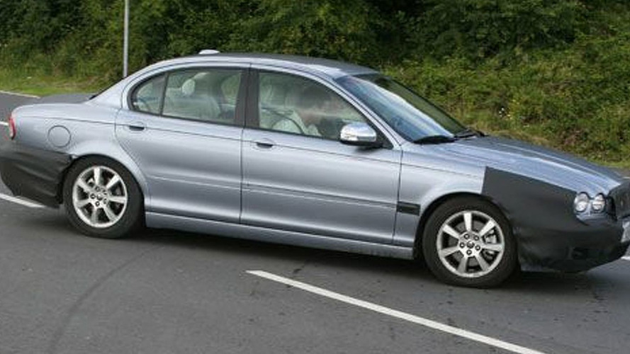 Jaguar X-type Facelift