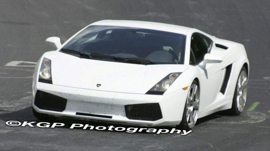 Lamborghini Gallardo V8 Video