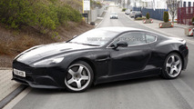 2013 Aston Martin DB9 successor spy photo 18.4.2012