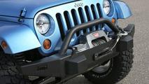 Jeep Wrangler All-access