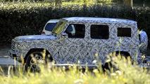 Vidéo - La prochaine génération de Mercedes Classe G est de sortie