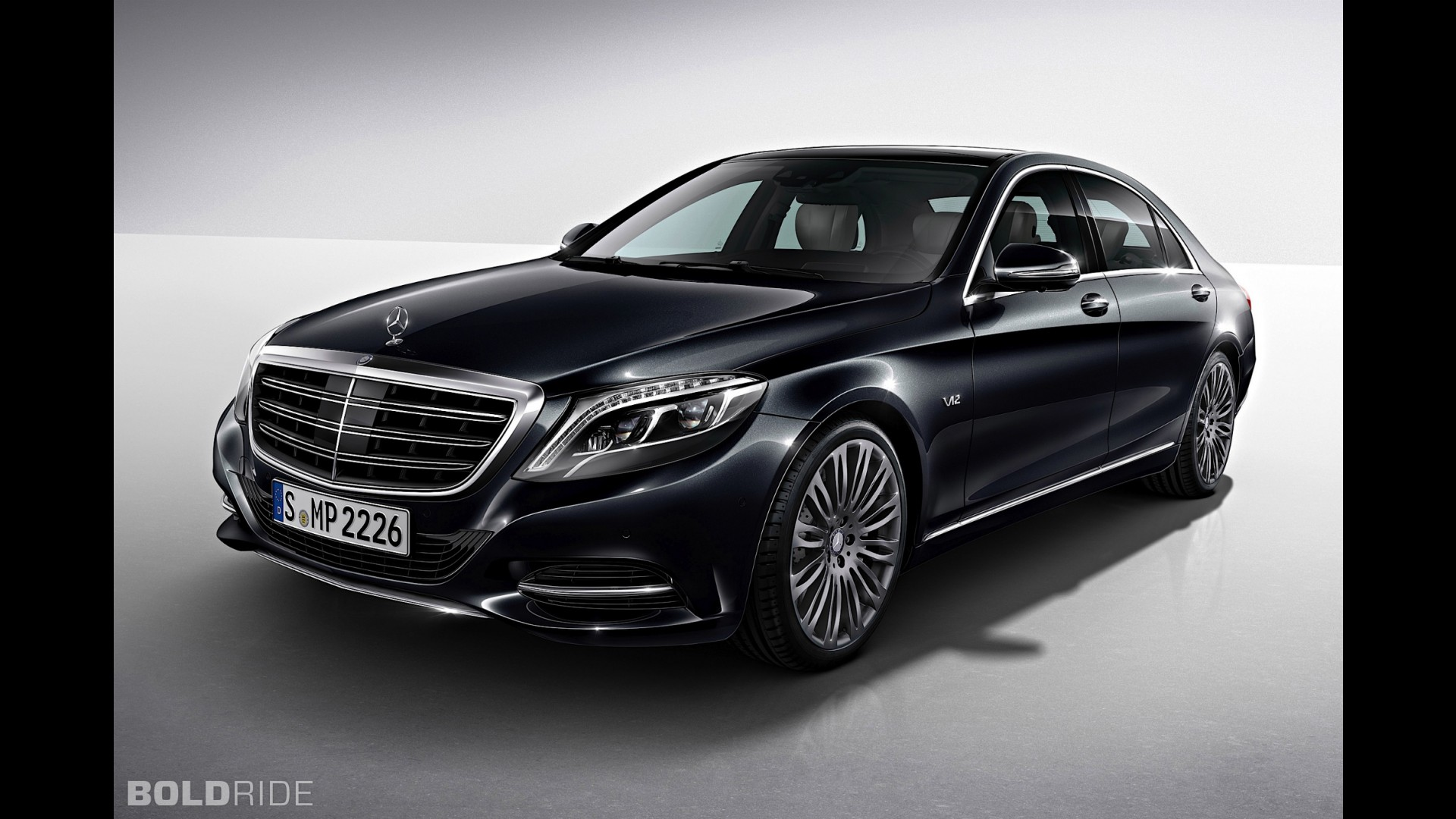 Mercedes benz s600 for Mercedes benz usa factory