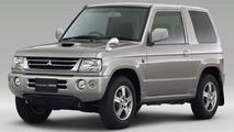 Mitsubishi Motors Pajero Mini Tops 400,000 Units