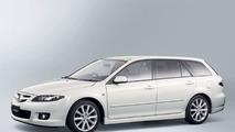 Freshened Mazda Atenza Unveiled