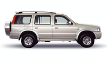 New Ford Everest Unveiled for Thailand