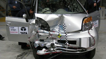 Tata Nano passes first European crash tests