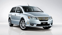 Daimler-BYD concept announced for Auto China 2012
