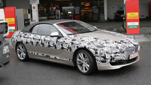 2011 bmw 6-Series Cabrio Soft Top Spied Less disguised