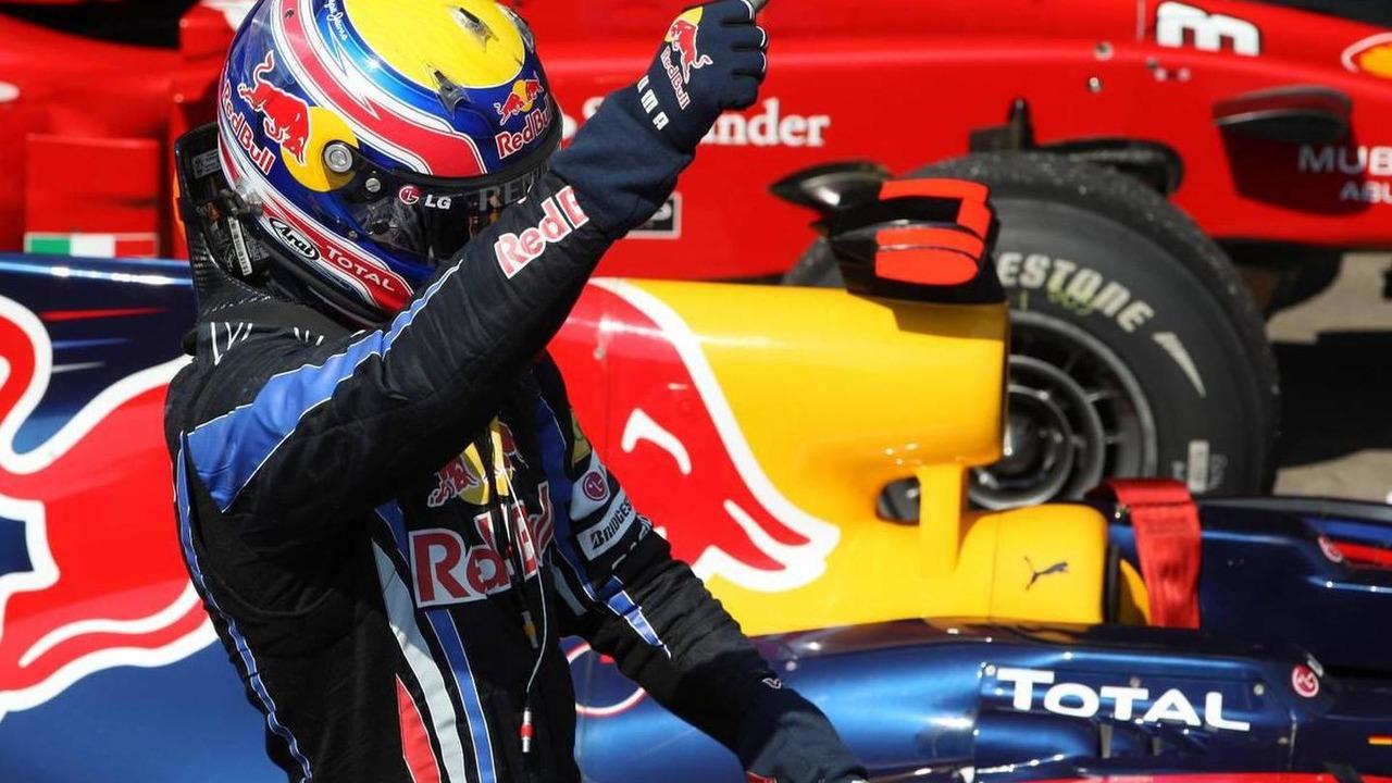 Mark Webber (AUS), Red Bull Racing - Formula 1 World Championship, Rd 18, Brazilian Grand Prix, 07.11.2010 Sao Paulo, Brazil