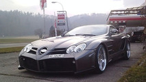 Mercedes McLaren SLR by FAB Design