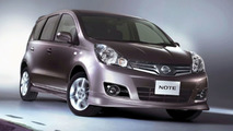 2008 Nissan Note Facelift