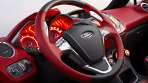 Ford Reveals Small-Car Vision for North America at Detroit: Verve Sedan Concept