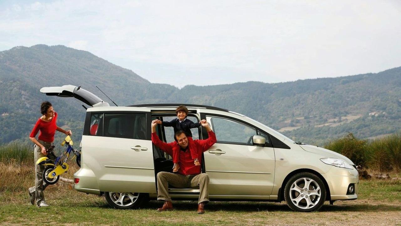 2008 Mazda5 Facelift