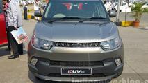 Mahindra KUV100