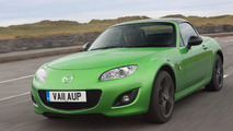 Mazda MX-5 & Mazda2 Black Editions announced (UK)