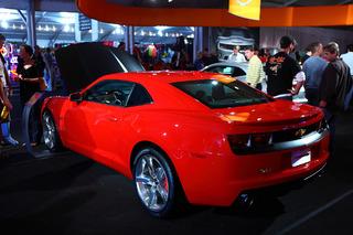 Chevrolet Camaro LS7 Concept