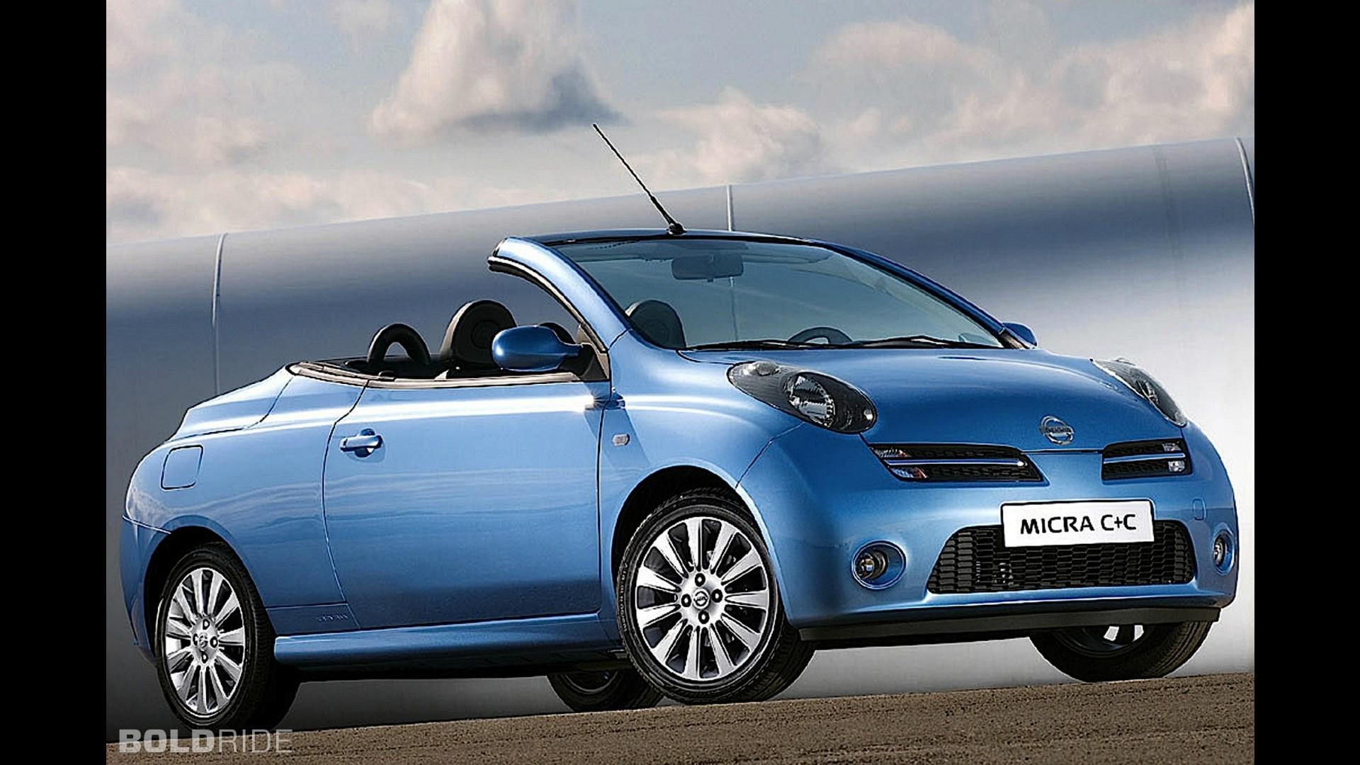 Nissan Micra C+C Concept