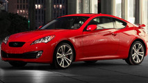 Hyundai Genesis Coupe 3.8 R-Spec announced fro 2011