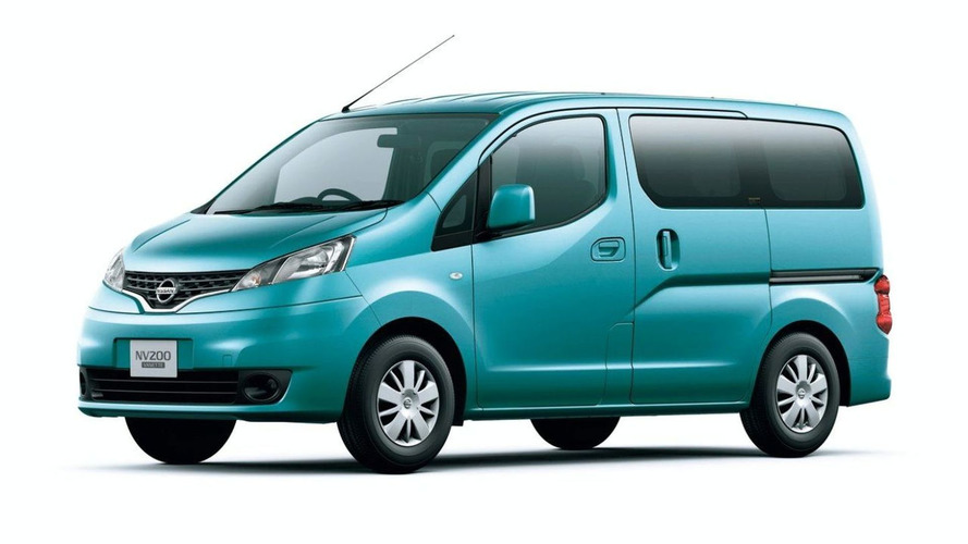 Nissan Reveals All-New Global NV200 Vanette in Seoul